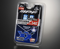 Светодиодная авто лампа W5W T10 – IPF LED 3D Wedge 7000K 1W