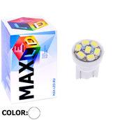 Светодиодная авто лампа W5W T10 – Max-2820 7Led 0.3Вт Белая