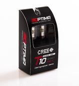 Светодиодная авто лампа W5W T10 – Optima Premium MINI CREE_XBD 50W 5100K Белая