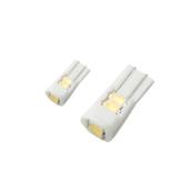 Светодиодная авто лампа W5W T10 - SHO-ME T10 - PRO-306 - 3W Белая
