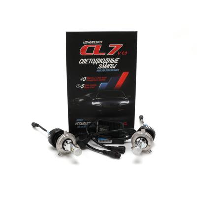 Светодиодная авто лампа H4 - CL7 STANDART