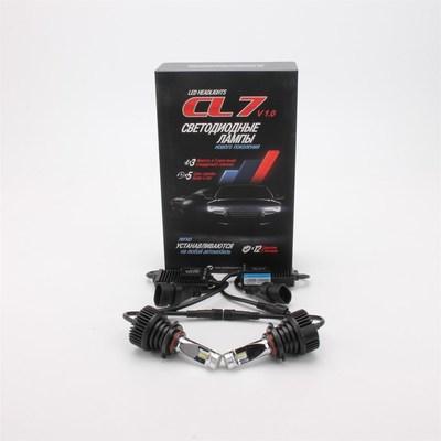 Светодиодная авто лампа HB4 9006 - CL7 STANDART