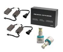 Светодиодный маркер Optima Premium 5G-H8 CREE для ангельских глазок BMW
